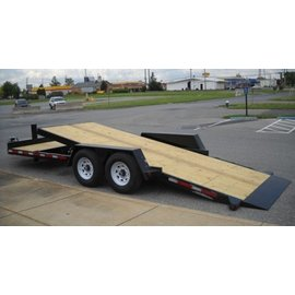 BWise Trailers TH Series/Hydraulic Tilt Trailer/TH20-15 (4+16)