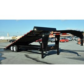 BWise Trailers THD Deck Over Series/Tilt Trailer/THD22-15