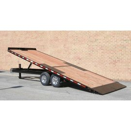 BWise Trailers THD DECK OVER SERIES - TILT TRAILERS THD24-15