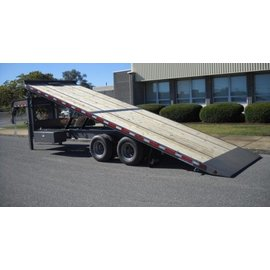 BWise Trailers THD Heavy Duty Deck Over Series/Tilt Trailer/THDB26-23