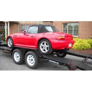 BWise Trailers COD Series/Open Deck Car Hauler/COD16-7