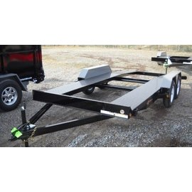 BWise Trailers COD Series/Open Deck Car Hauler/COD18-7