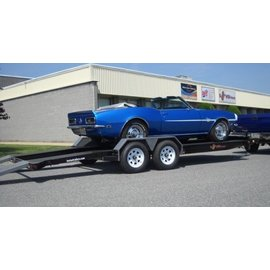 BWise Trailers COD Series/Open Deck Car Hauler/COD20-7