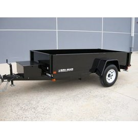Bri-Mar Trailers R SERIES - DUMP TRAILERS DTR508LP-3