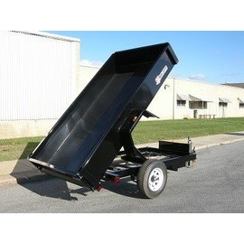 Bri-Mar Trailers R SERIES - DUMP TRAILERS DTR510LP-5