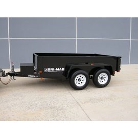 Bri-Mar Trailers R SERIES - DUMP TRAILERS DTR610LP-7