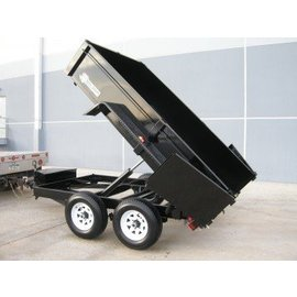 Bri-Mar Trailers LP-LE SERIES - DUMP TRAILERS DT610LP-LE-10