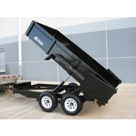 Bri-Mar Trailers LP-LE SERIES - DUMP TRAILERS DT612LP-LE-10