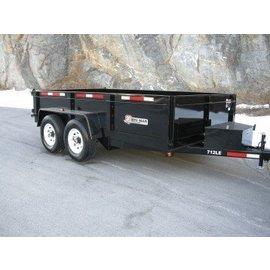 Bri-Mar Trailers LP-LE SERIES - DUMP TRAILERS DT712LP-LE-12