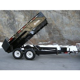 Bri-Mar Trailers LP-LE SERIES - DUMP TRAILERS DT712LP-LE-10