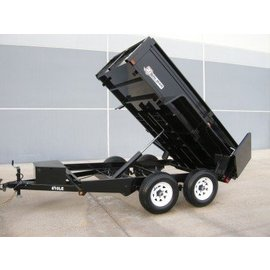 Bri-Mar Trailers LP-LE SERIES - DUMP TRAILERS DT610LP-LE-7