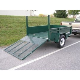 Bri-Mar Trailers LP SERIES 5' WIDE - DUMP TRAILERS DT508LP-5