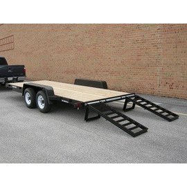 Bri-Mar Trailers EHELE SERIES - EQUIPMENT HAULERS EH16-10ELE