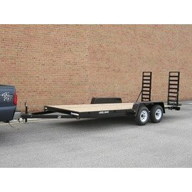 Bri-Mar Trailers EHELE SERIES - EQUIPMENT HAULERS EH18-10ELE