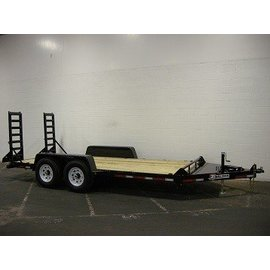 Bri-Mar Trailers EH SERIES - EQUIPMENT HAULERS EH16-12