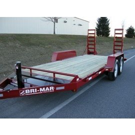 Bri-Mar Trailers EH SERIES - EQUIPMENT HAULERS EH18-12