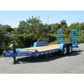 Bri-Mar Trailers EH SERIES - EQUIPMENT HAULERS EH20-14-HD