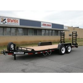 Bri-Mar Trailers EH SERIES - EQUIPMENT HAULERS EH20-16-HD