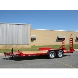 Bri-Mar Trailers EH SERIES - EQUIPMENT HAULERS EH18-14-HD