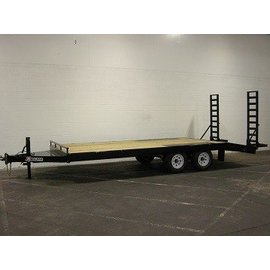 Bri-Mar Trailers EH8 DECK OVER SERIES - EQUIPMENT HAULERS EH820-10