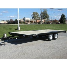 Bri-Mar Trailers EH8LE DECK OVER SERIES - EQUIPMENT HAULERS EH818-10LE