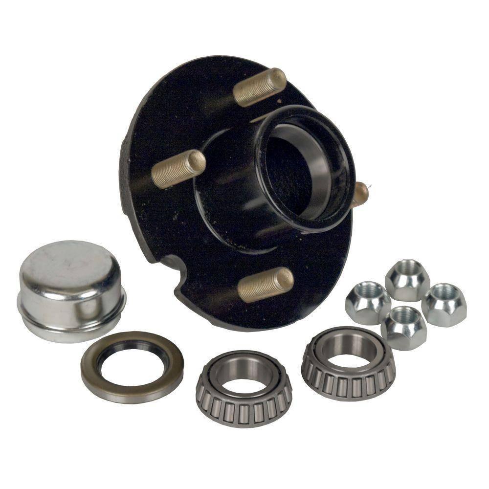 1 1 16 Quot Bearing 4 On 4 Quot Stud Wheel Hub Kit 08 91 90