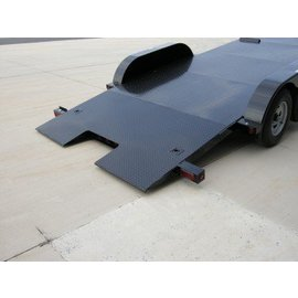 Bri-Mar Trailers CHT SERIES - CAR HAULERS CHT18-7