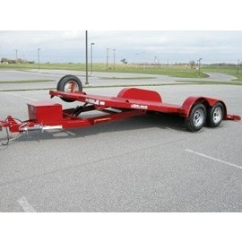 Bri-Mar Trailers CHT SERIES - CAR HAULERS CHT20-10