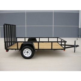 Bri-Mar Trailers UT SERIES - LANDSCAPE TRAILERS UT-614