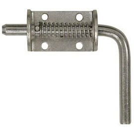Buyer's Warehouse Spring Latch Assembly - 1/2""