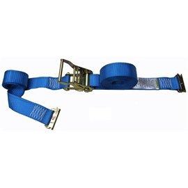 E TRACK RATCHET STRAP - 20 FT (BLUE)