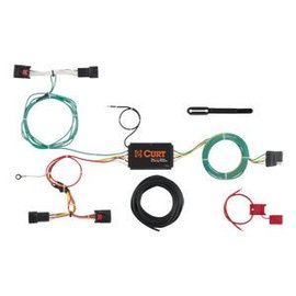 Curt Manufacturing LLC CURT Custom Wiring Harness #56297