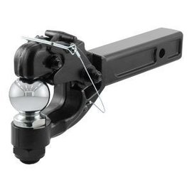 Curt Manufacturing LLC CURT Receiver-Mount Ball & Pintle Combination #48006