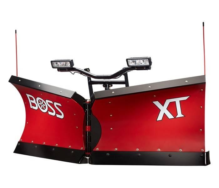 boss boss 92 poly v xt plow 9'2\