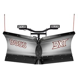 "Boss BOSS 9'2"" Stainless V-DXT Plow"