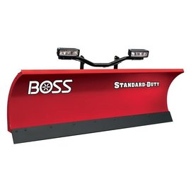"Boss BOSS 7'6"" Standard Duty Straight Plow"