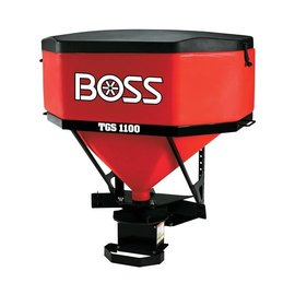 Boss BOSS TGS 1100 - 11 cu. ft. Tailgate Spreader w/ Slide-In Attachment