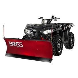 Boss BOSS 5'0 ATV Poly Straight Plow
