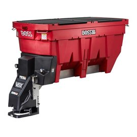 Boss BOSS VBX 9000 - 9' V-Box Spreader, Pintle Chain