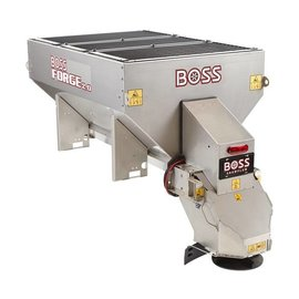 Boss BOSS Forge 2.0 Hopper Spreader, Pintle