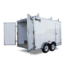 ENCLOSED CARGO 7.5-WIDE MEC7.5x16