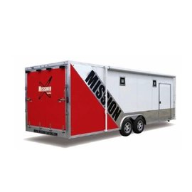 Mission ENCLOSED CAR HAULERS 14' - 22' MCH8.5x22