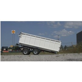 BWise Trailers MULTI-TASKER/Dump Series/Dumpster with Tarp