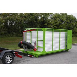 BWise Trailers MULTI-TASKER/Leaf Series/ Leaf Box With Vac