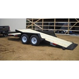 BWise Trailers TG Series/Gravity Tilt Trailer/TG22-15 (4+18)