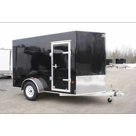 EZ Hauler E-Z Hauler Aluminum/Enclosed Cargo 5/6-Wide Series/EZEC5x10-IF