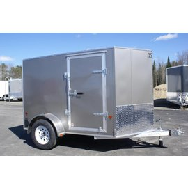 EZ Hauler E-Z Hauler Aluminum/Enclosed Cargo 5/6-Wide Series/EZEC5x8-IF
