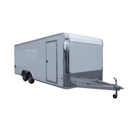 EZ Hauler E-Z Hauler Aluminum/Enclosed Car Hauler/EZEC 8x18 CH-IF