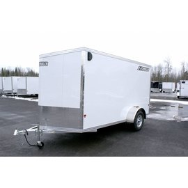 EZ Hauler E-Z Hauler Aluminum/Enclosed Cargo 5/6-Wide Series/EZEC6x10-IF
