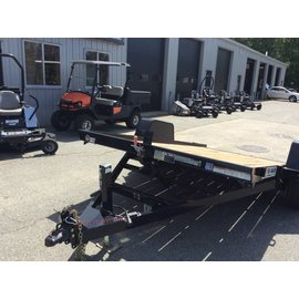 Bri-Mar Trailers T712-6 Tilt Equipment Trailer